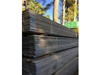 8ft New Scaffold Boards 2.4m x 225 x 38mm