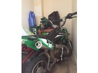 Crf50 pit bike for sale or swap