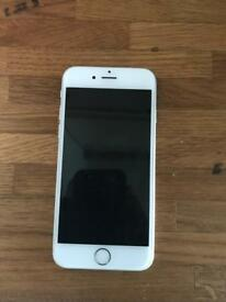 Iphone 6s Silver Excellent Condition Unlocked