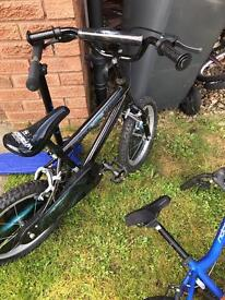 Batman 14inch kids bike, hardly used and kept in the shed
