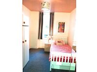 Spacious single bedroom for rent, Central location, all bills including council tax and internet