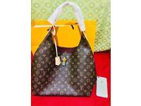 Louis Vuitton Hobo Bag Authentic Quality