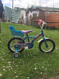 Girls Doll's House and Bicycle ***Price Change - £55 for both***