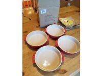 Le Creuset - 5 Tapas dishes