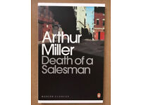 Death of a Salesman by Arthur Miller (paperback)