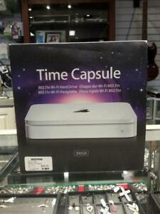 Apple A1254 500GB Time capsule WIFI Hard Drive. We sell used electronics. (39412)
