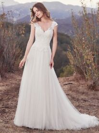 Maggie Sottero Hensley size 12 - brand new and unaltered