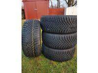 Premium Nokian All weather Tyres