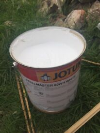 1 of Jotun Waterbased Intumescent Fire Proof Paint - 5Ltrs