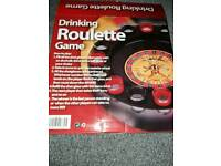 Drinking Roulette Game- New