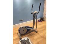 York Fitness Inspiration Cross Trainer