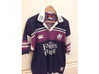 3 scotland rugby shirts £30 EACH
