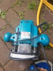 Routers makita fully working order