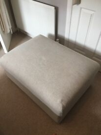 Brand new IKEA footstool only bought 3 weeks ago