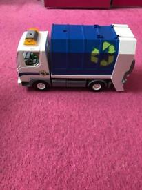 Playmobil Recycling Truck