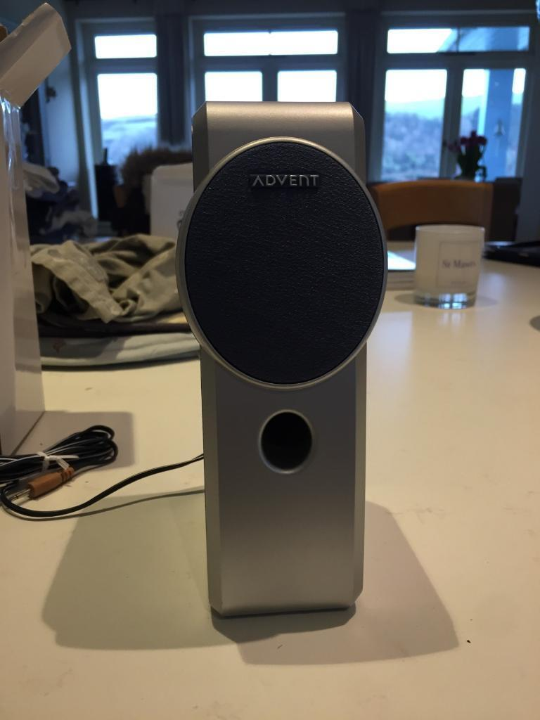 Pair of brand new Advent speakers