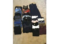 Bundle of maternity clothes, size 14/16
