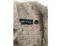 Men's Wool Jumper Orvis XL