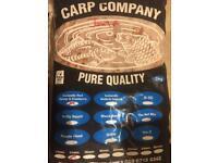 Carp company boilies