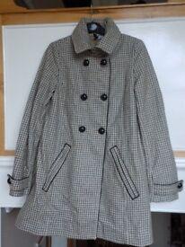 Ladies H&M Coat - Size 10