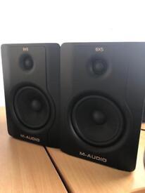 M-Audio BX5 D2 Speaker Pair