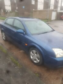 Vauxhall vectra 1.9 petrol. 14000 miles. Good runner selling due to buying another car