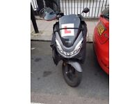 Honda pcx 66 plate priced to sell