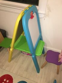 Chad valley kids plastic sturdy chunky easel excellent Con still £24.99 Argos