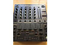 Pioneer djm 600 djm600 black good condition
