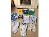 12-18 month summer baby clothes bundle