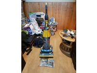 Perfect working order Dyson DC07 All Floors Upright Hoover Vacuum Cleaner new tools