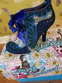 Irregular choice shoes boots