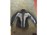 Ixon motorcycle jacket hardly used mint condition Worth £280