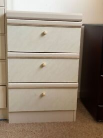 3 Drawer Chest of Drawer