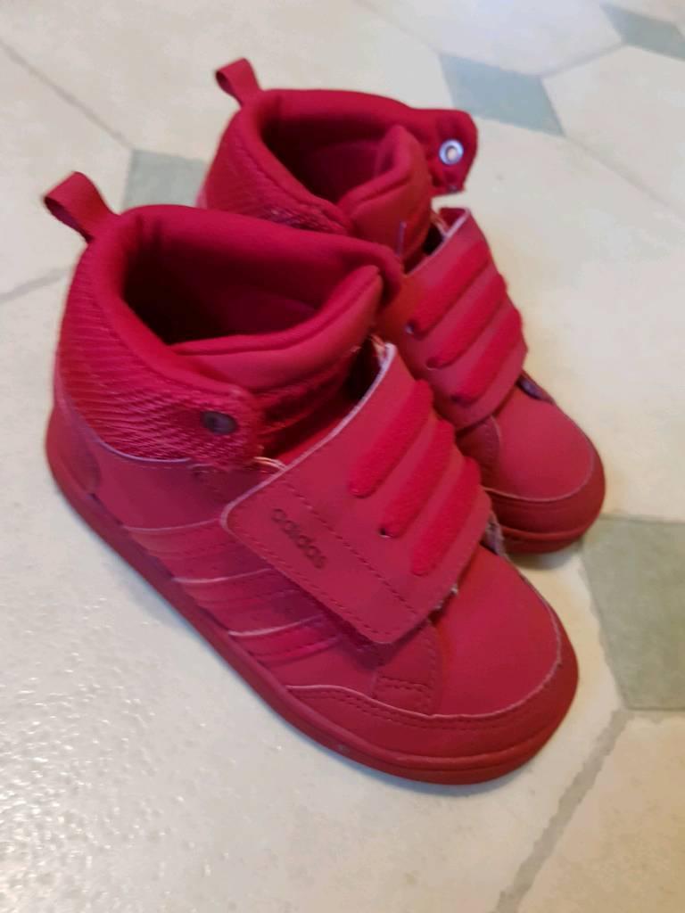 Children's adidas trainers