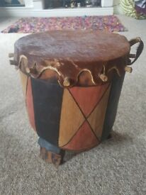 Genuine African Drum - Great condition
