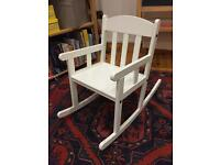 Ikea children's rocking chair SUNDVIK