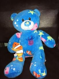 Build a bear with fish £5