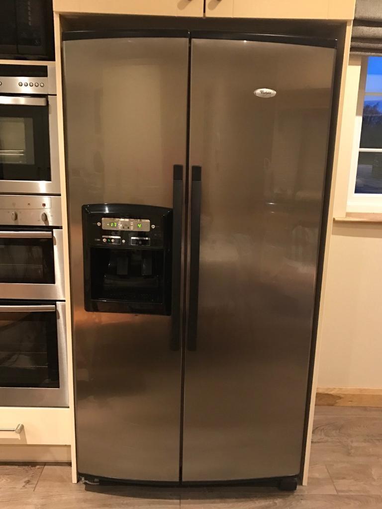 Whirlpool American style fridge freezer | in Fivemiletown, County ...