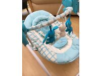 Chad valley baby deluxe swing in excellent condition