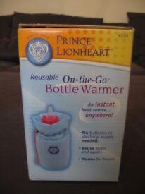 Prince Lionheart Baby portable bottle warmer