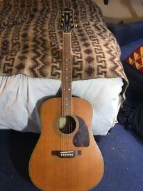 Epiphone Masterbilt DR500-R Acoustic Guitar