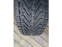 Vrederstein Wintrac Extreme Winter Tyres 225/45/R17 97V