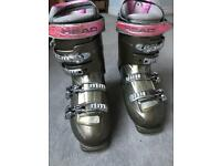 Women's Head wide fit ski boots size 25/25.5 (UK 6)