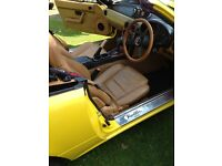 1991 Mazda MX5 EUNOS Automatic