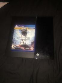 PS4 500GB comes with 3 games - GTA V included!!