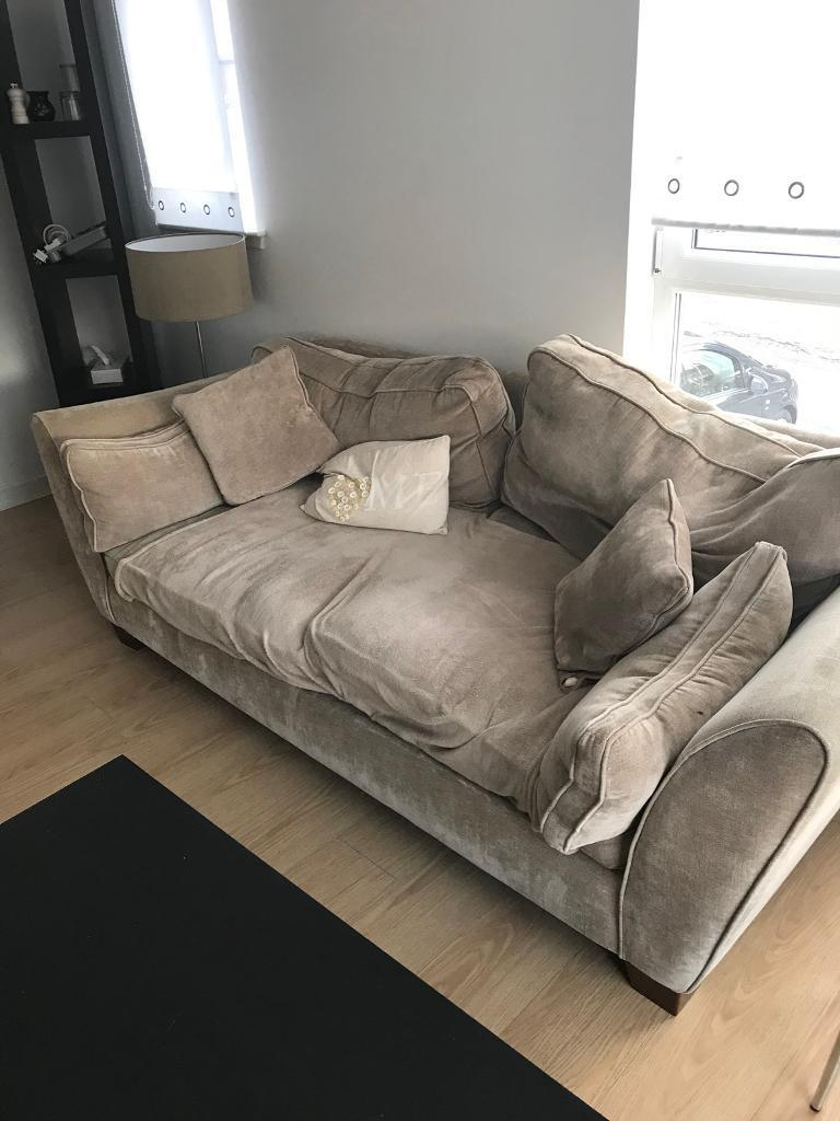 Very Large Sofa And Chair