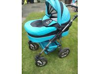 push chair 3 in 1 travel system