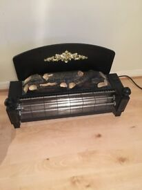 'COAL FIRE EFFECT' Electric heater - Great condition