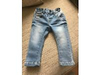 Baby Boys Jeans 6-9